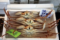 The Tsukiji Market