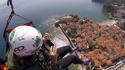 Budva Paragliding Montenegro