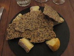 Nice cheese plate