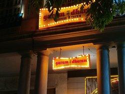 Interesting restaurant at CP, New Delhi
