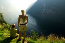 Visit the Norwegian fjords on our summer tours