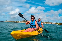Aruba Kayak Adventure