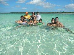 VIP family trip!