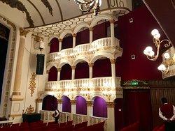 Balcony restored