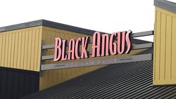 Black Angus never disappointed