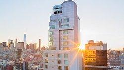 ホテル インディゴ ロウアー イースト サイド ニューヨーク