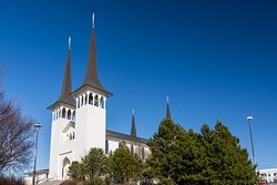 Hateigskirkja Church