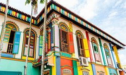 House of Tan Teng Niah (160m by foot)