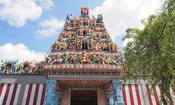 Sri Veeramakaliamman Temple (130m by foot)