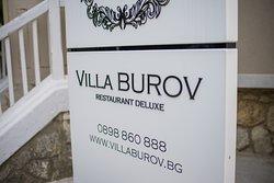 Villa Burov RESTAURANT DELUXE