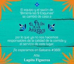 Birrieria Las 9 Esquinas
