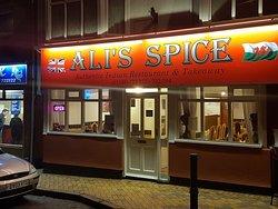 Ali's Spice