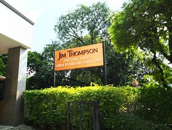 Jim Thompson Factory Soi 93 Outlet