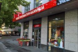 Tourist Information Mannheim
