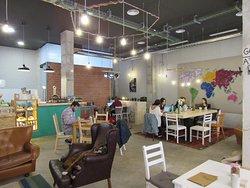 Sip & Wonder Coffee House
