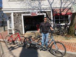Martha's Vineyard Bike Rentals