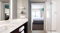 Suite Bathroom- Stock photograph