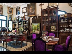 Villa Royale Antiques and Tea Room