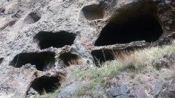 Cave Town Vanis-Kvabebi