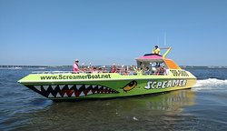 Shore Water Sports Screamer Speedboat