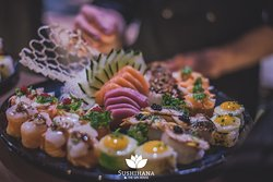 Sushihana & The Gin House