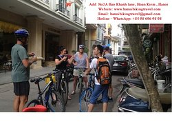 Hanoi Biking Travel