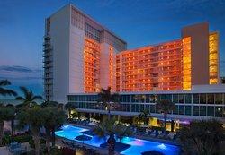 水晶海岸萬豪飯店