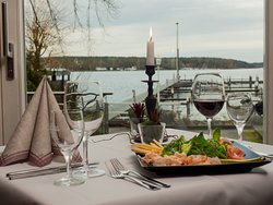 Clubrestaurant am Wannsee