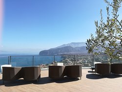 Terrazza panoramica | Sky-view terrace