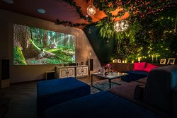 Cinema for Two Pandora