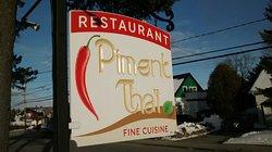Piment Thai