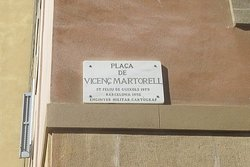 Plaça de Vicenç Martorell