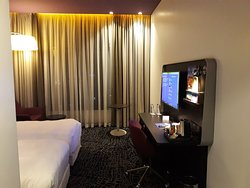 If you are in Nairobi on business trip...consider this amazing hotel