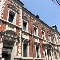 Nostalgic Architectural Structure at Sanjodori