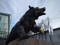 Monument to Bear