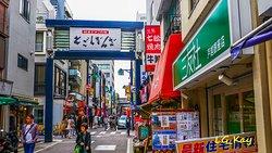 Togoshiginza Shopping Street
