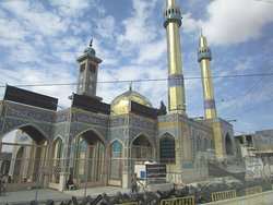 Sayyida Khawla Shrine