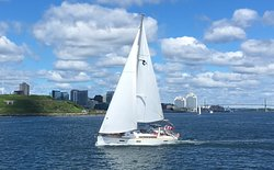 J Farwell Sailing Tours