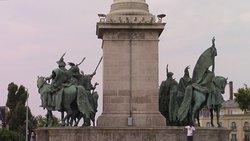 Millenium Monument Budapest