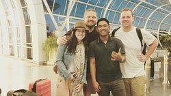 family from australia 😂 #mangwibalitransport #drivers #balidriverservice #bali