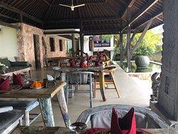 Restaurant Terrace Bukit Segara