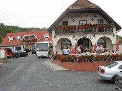 Hotel Pannon Panzio es Restaurant