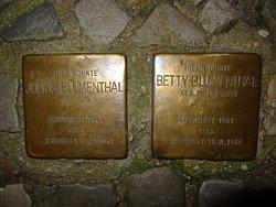 Stolpersteine in Berlin