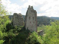 Ruine Schenkenburg