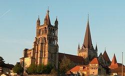 Katedra w Lozannie