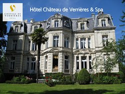 Hotel and Spa Chateau de Verrieres in Saumur