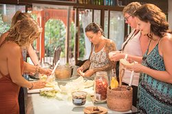 Raw Food Bali Culinary Classes