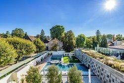 Thermalbader Bad Schinznach | Aquarena fun und Thermi spa