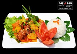 Pot & Pan Restaurant