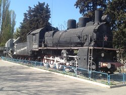 Monument to the Armored Train Zheleznyakov